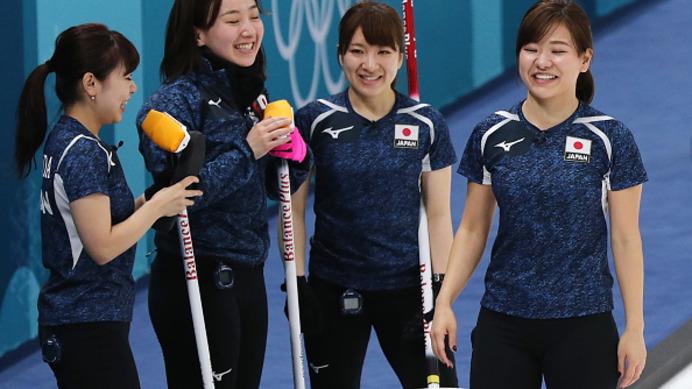 """カーリング女子日本代表選手の""""特技のクセ""""が強すぎる…特技『耳の梱包』『荷造り』『階段の降り』 画像"""