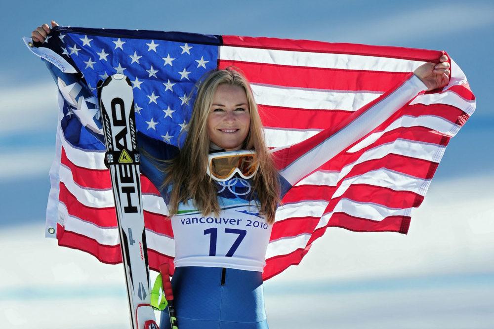 【平昌五輪】アメリカのスキー女王に寄せられた誹謗中傷「お前が失敗して本当に嬉しい」…どう対応した? 画像