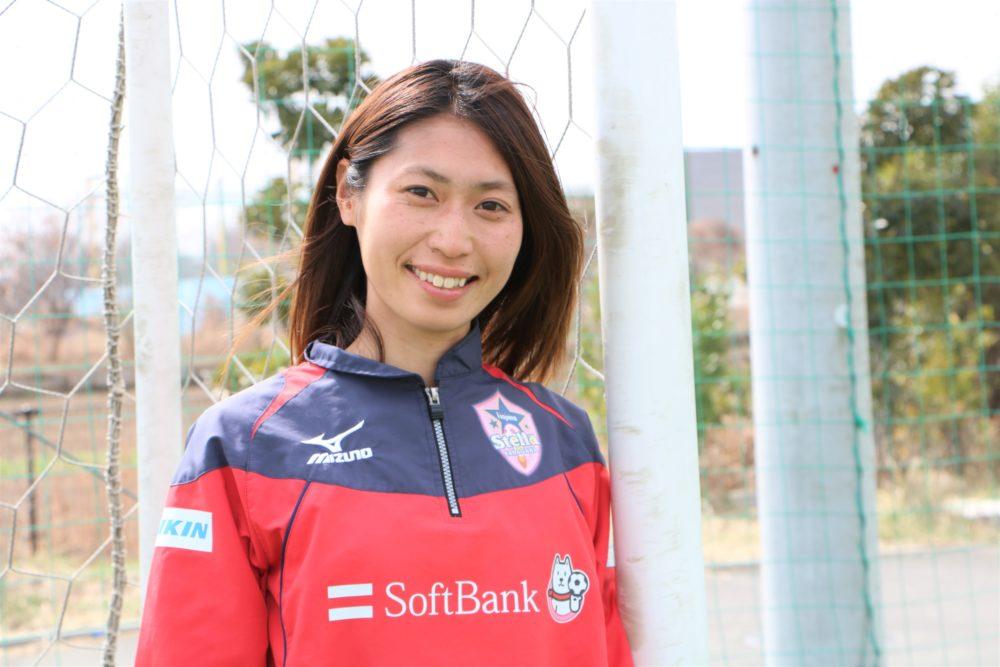 強豪から新興チームへ…女子サッカー・田中陽子の飽くなき挑戦 画像