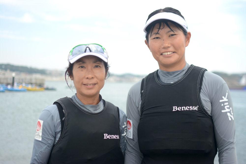 セーリング女子代表・吉田愛と吉岡美帆が2020年にたどり着くまでの道筋…「選手としての集大成。甘くないことはわかっている」 画像