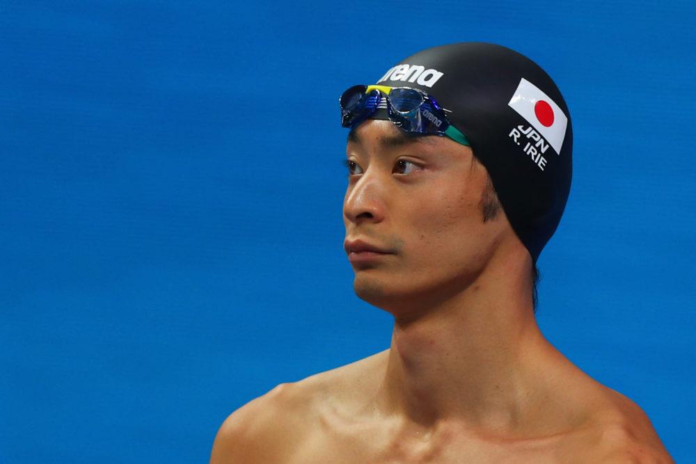 「モデル以上に絵になりますね」入江陵介が競泳W杯開催地でインスタ映えを意識した観光 画像