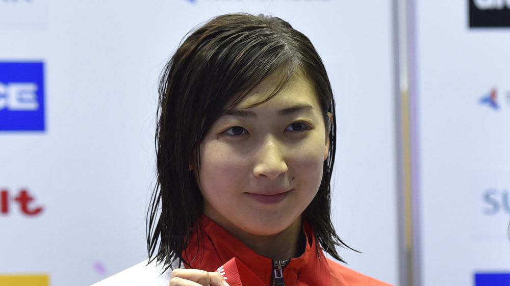 池江璃花子の私服姿に反響「アイドルっぽい」「既に一流のモデルさんじゃないですかっ」 画像