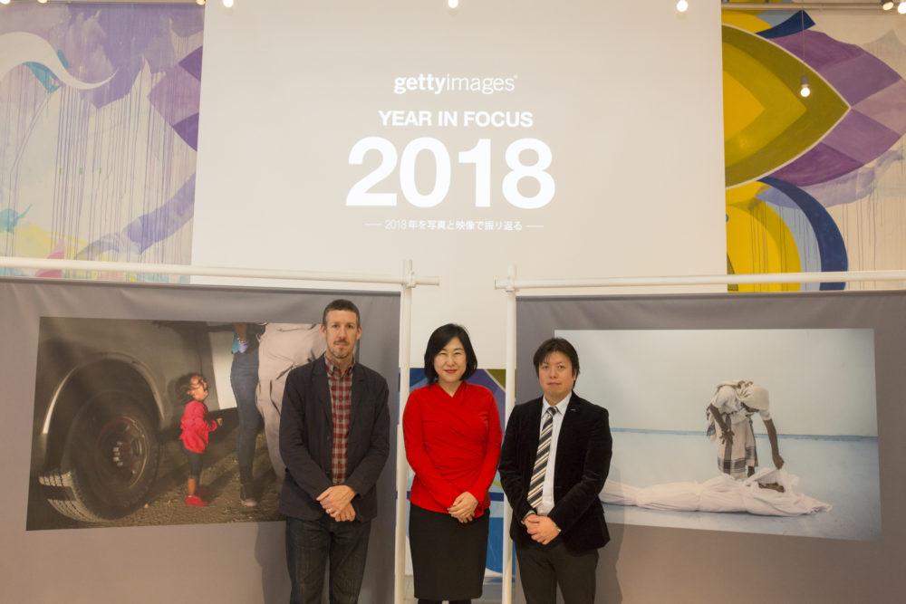 AIが選んだスポーツ部門「今年の一枚」は?日本代表に同行したカメラマンとゲッティ社長が語るスポーツ 画像