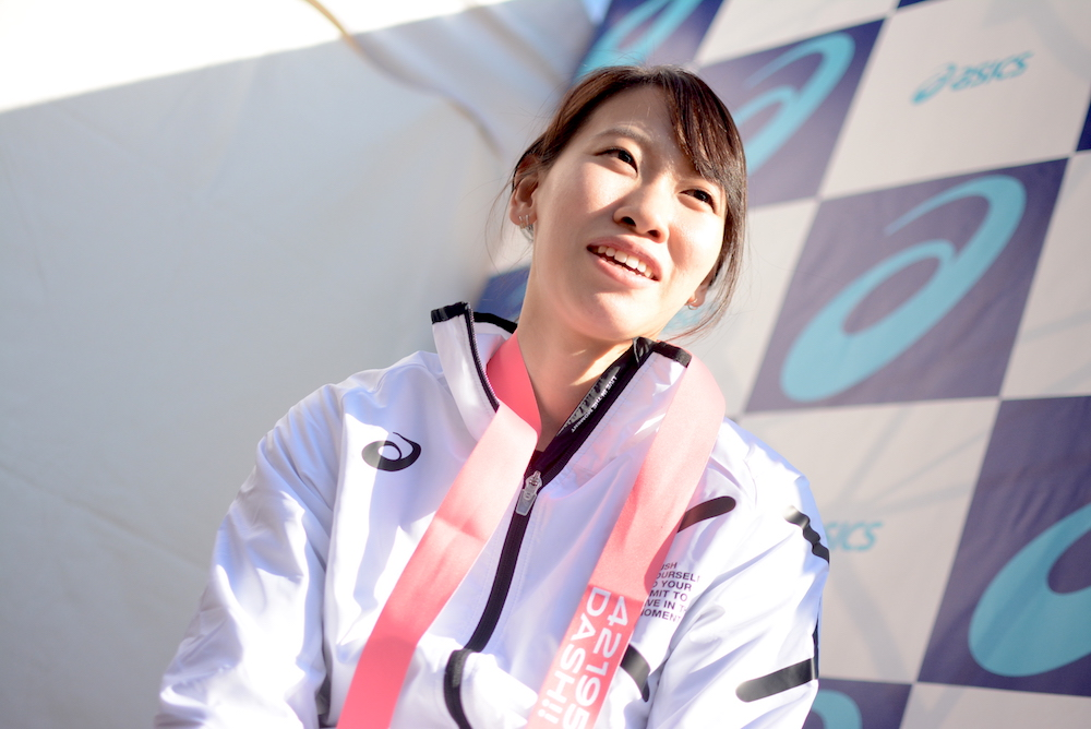 福島千里が東京五輪に懸ける思い…目の前の辛さを乗り越えるための思考法とは 画像