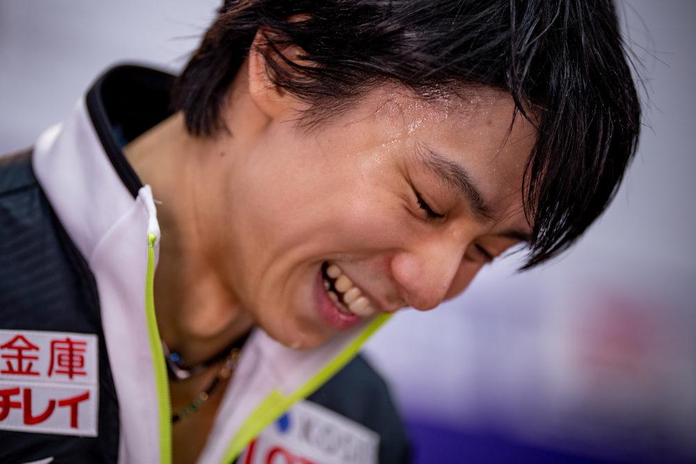 羽生結弦が「日本の美しさ」「フィギュアスケートの美」を語る 画像