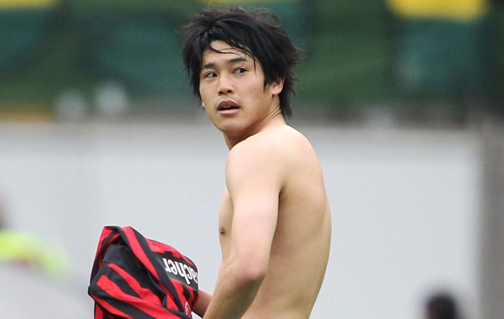 内田篤人の鍛え上げられた筋肉…体重は軽めで身長も平均的だが、怪我克服のため肉体改造を繰り返す 画像