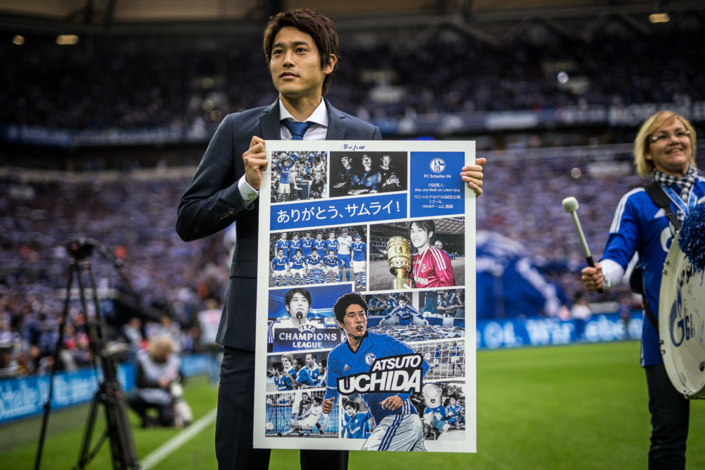 内田篤人は3回移籍を経験!シャルケ・ウニオンを経て2018年から鹿島アントラーズに復帰 画像