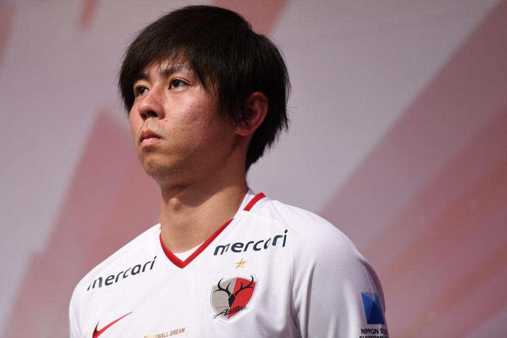 安西幸輝は2018年に東京ヴェルディから鹿島アントラーズへ移籍!憧れの内田篤人とのポジション争いに挑む 画像