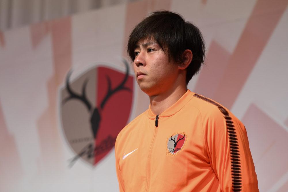 安西幸輝は鹿島アントラーズのDF!ユーティリティプレイヤーとして活躍するムードメーカー 画像