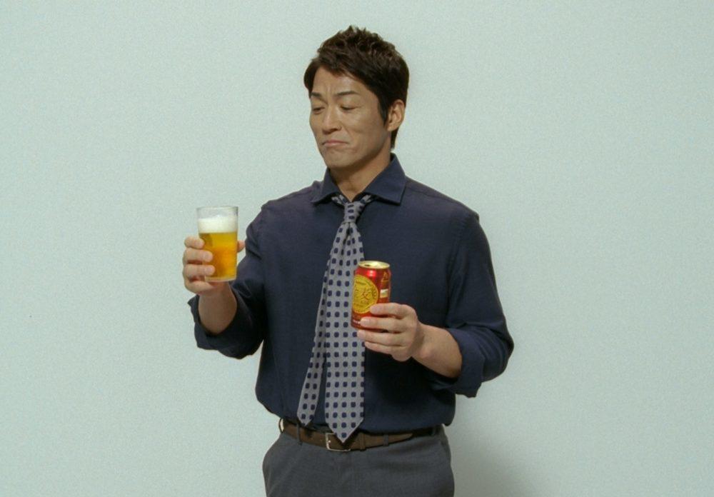 「もっと飲みたかった」長嶋一茂、金麦新商品のCM撮影で本音連発 画像
