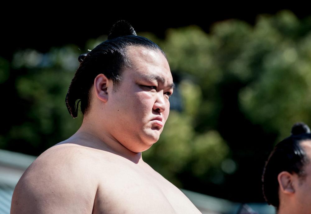田子ノ浦部屋と親交のある大山加奈、現役引退の稀勢の里に「生きる力をいただいた」 画像