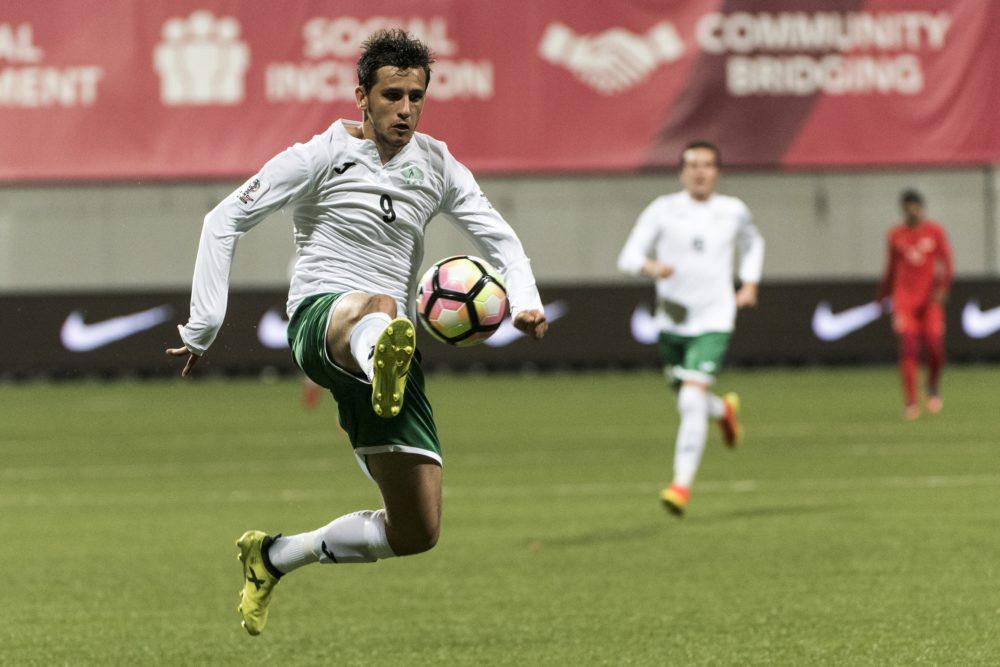 トルクメニスタン代表ルスラン・ミンガゾフがアジアカップに懸ける思い…日本代表をどう思う? 画像