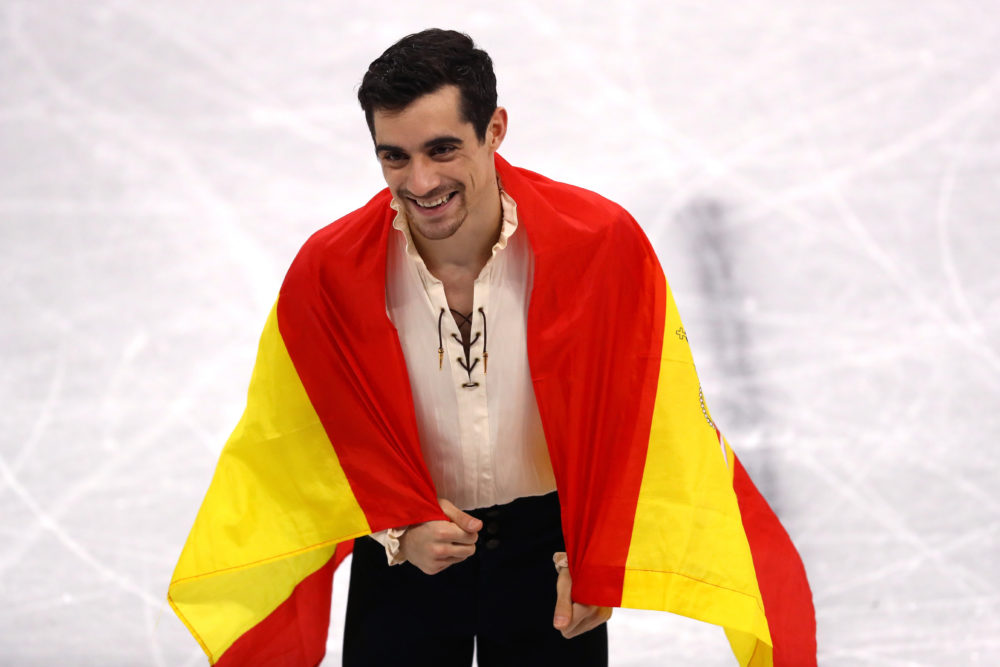ハビエル・フェルナンデスにプルシェンコら名選手達から称賛の声「歴史上最高のスケーターのひとり」 画像
