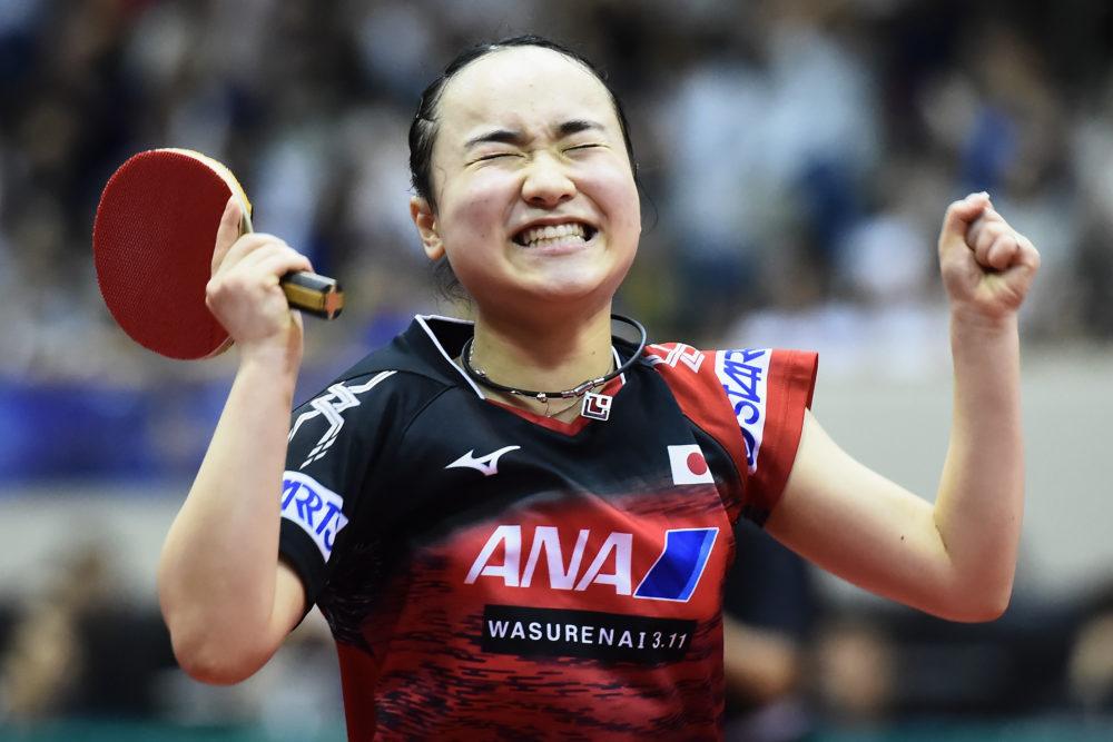 伊藤美誠ってどんな人?中国卓球メディアから「大魔王」と恐れられる新ヒロイン 画像