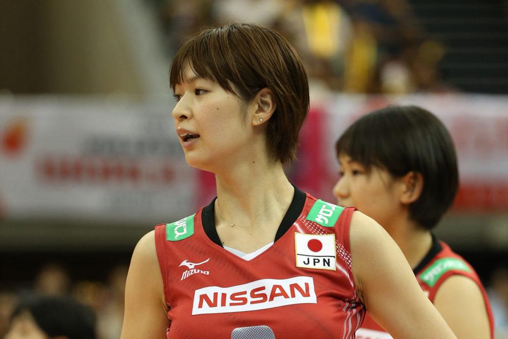カーリング日本選手権に木村沙織と狩野舞子が駆けつける…吉田姉妹の応援か 画像
