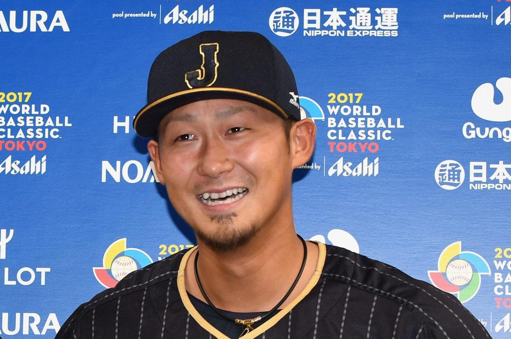 中田翔のインスタ投稿に「撮影禁止」が写り込む…ファン騒然も「許可取ったから」 画像