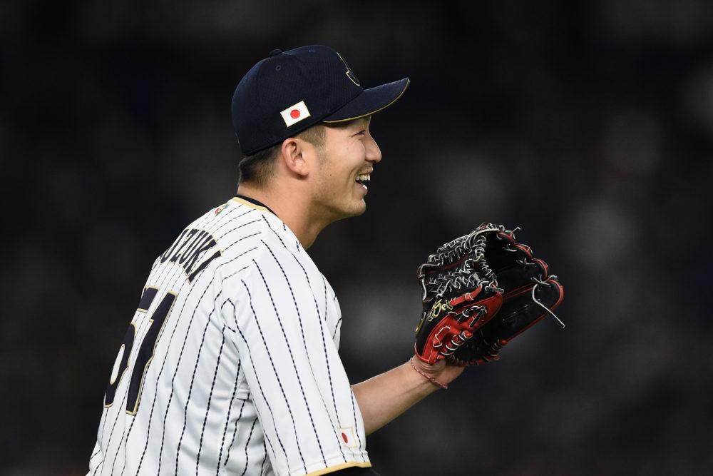 鈴木誠也の選手紹介VTRが自由過ぎると話題に 画像