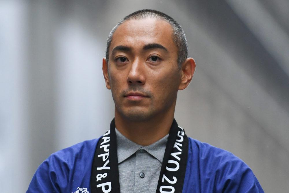 市川海老蔵、激似のバスケカタール代表HCに反応「カタールに私いるらしい」 画像