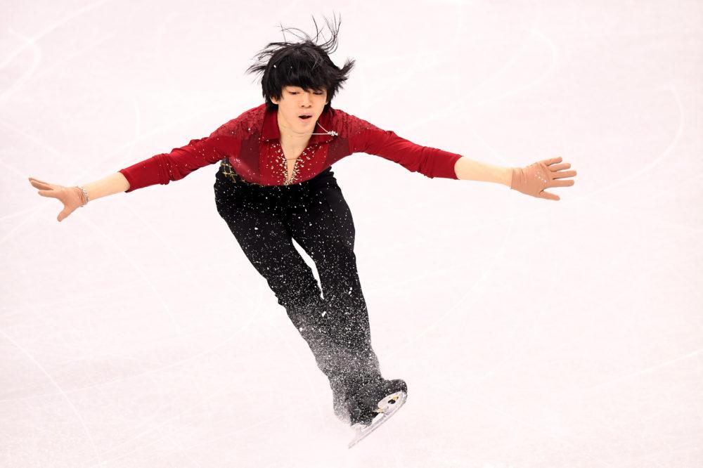 VIXXヒョギの歌でチャ・ジュンファンが踊る!韓国アイスショーの模様を公開 画像