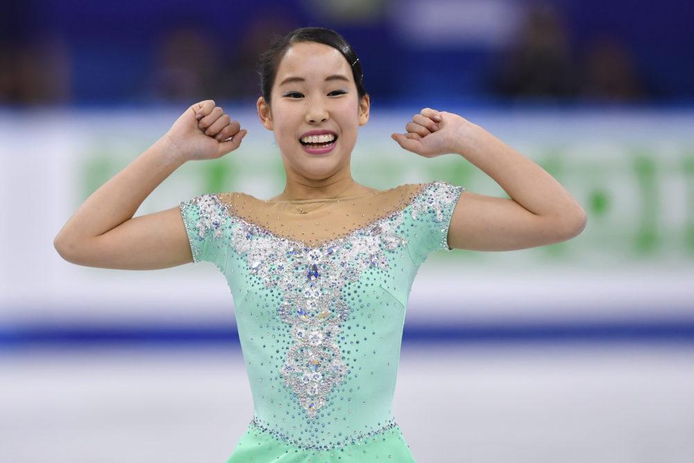 三原舞依が凱旋帰国!自身が出場しない世界選手権の日本代表へエール 画像