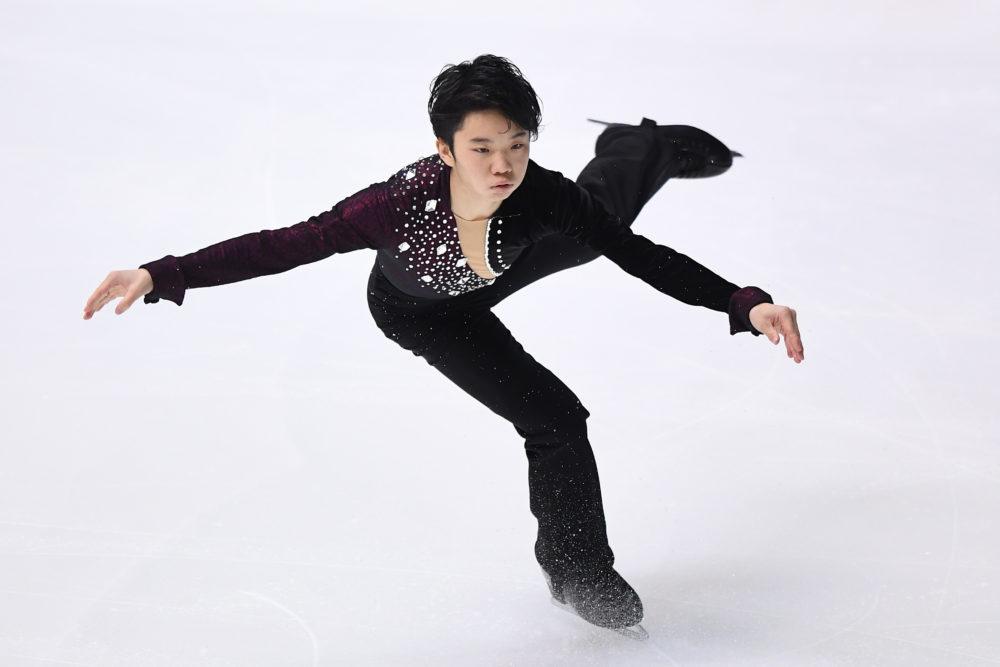 スケート香港代表と日本代表が仲良くごはん!ユニバーシアードの思い出を投稿 画像