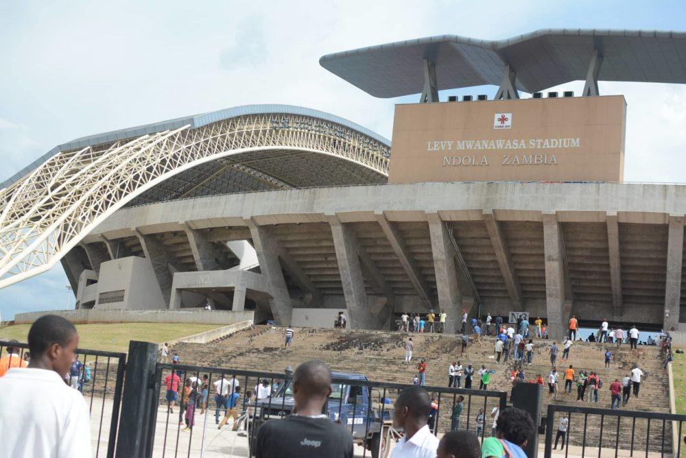 中町公祐は、新天地でどう受け入れられているのか…ザンビアでサッカー観戦してきた 画像