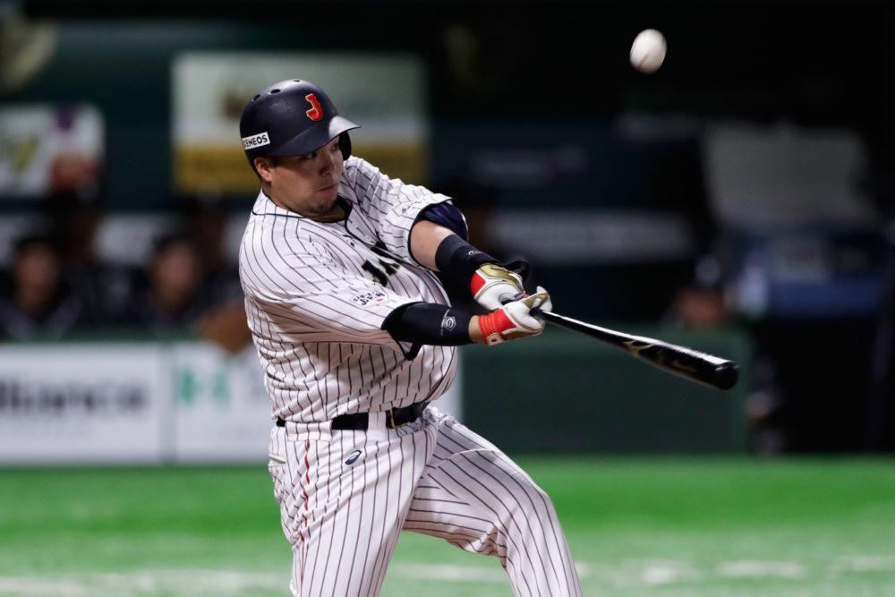 山川穂高、石川雅規が『Get Sports』に出演 シーズン開幕に際し目標を語る 画像