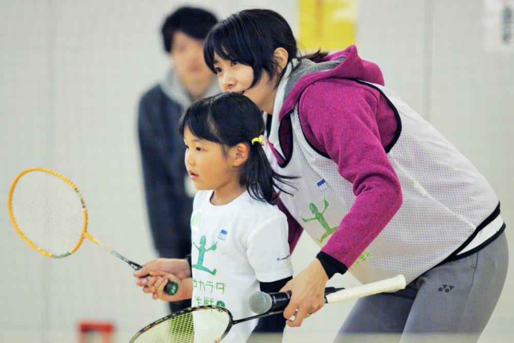 「どんな種目でもいいので」2020年を前に潮田玲子が子どもたちへ思うこと 画像