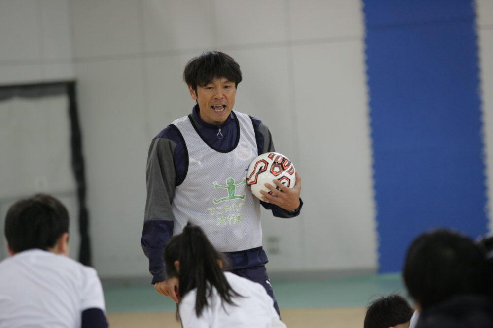 """「自由ですからね」福田正博が子どもたちに語った""""サッカーをうまくなるには"""" 画像"""