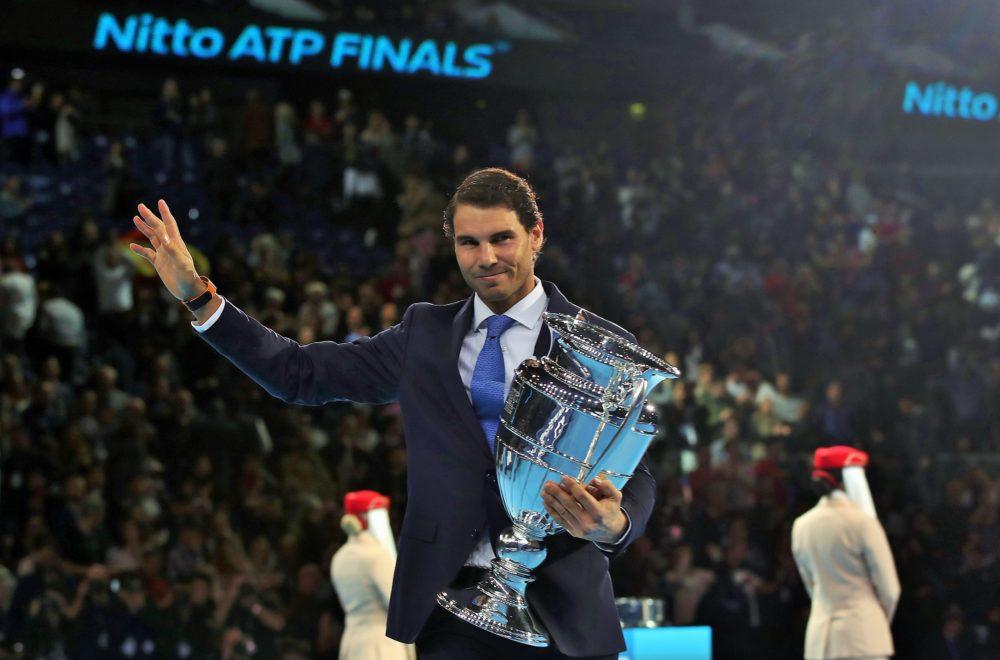 新内閣発足?ラファエル・ナダルや錦織圭らトップテニスプレイヤーがモナコ王宮を訪問 画像