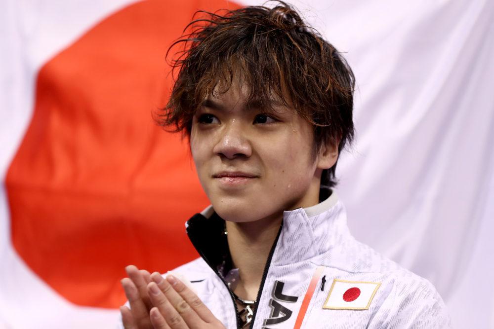 宇野昌磨、オフシーズン入りでゲーム満喫再開か…神妙な表情も「楽しんでいる顔」 画像
