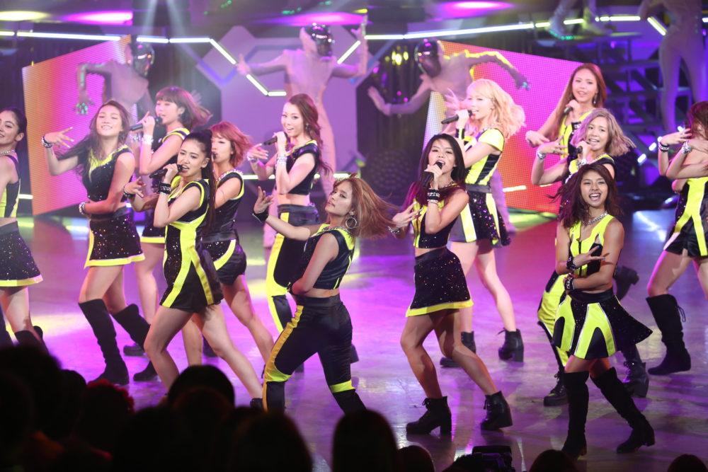石橋桃子がE-girlsのライブを満喫「ただただ最高でした」 画像