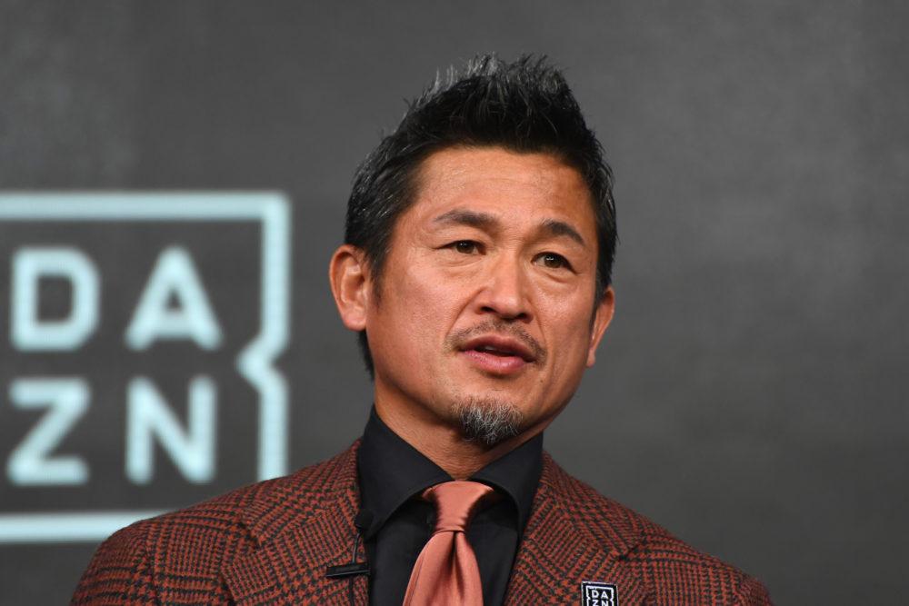 三浦和良、世代の異なる様々な選手たちと交流 多くの選手に刺激を与えるレジェンド 画像