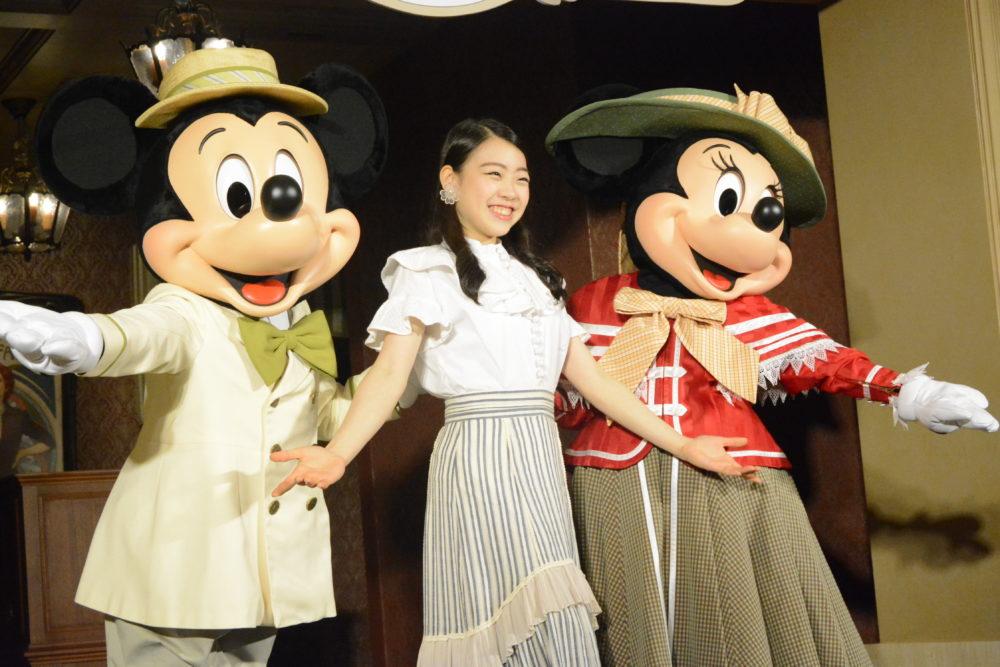 紀平梨花、ディズニー愛を語り「本当に幸せ」 新アトラクション「ソアリン」オープニングセレモニーに登場 画像