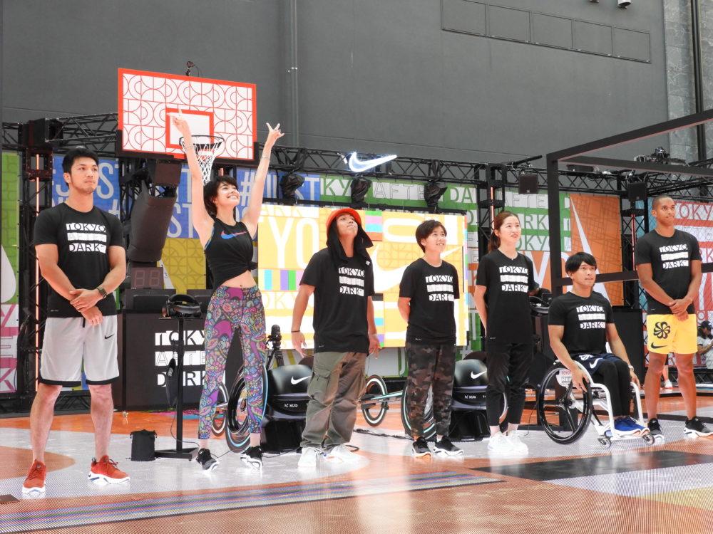 ケンブリッジ飛鳥、村田諒太らがオープニングイベントに登場 幻想的なLEDコートでスポーツを楽しむ「TOKYO AFTER DARK AT SHIBUYA」 画像