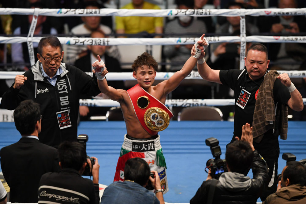 『SPREAD』編集部が選ぶ今週のスポーツ「京口紘人は初海外防衛戦で成功となるか」