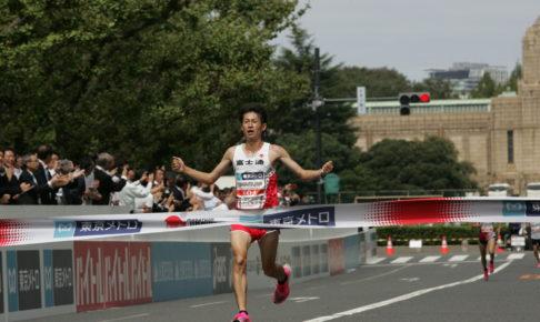 中村匠吾がMGC優勝「40kmで仕掛けるのがベストだと判断した」