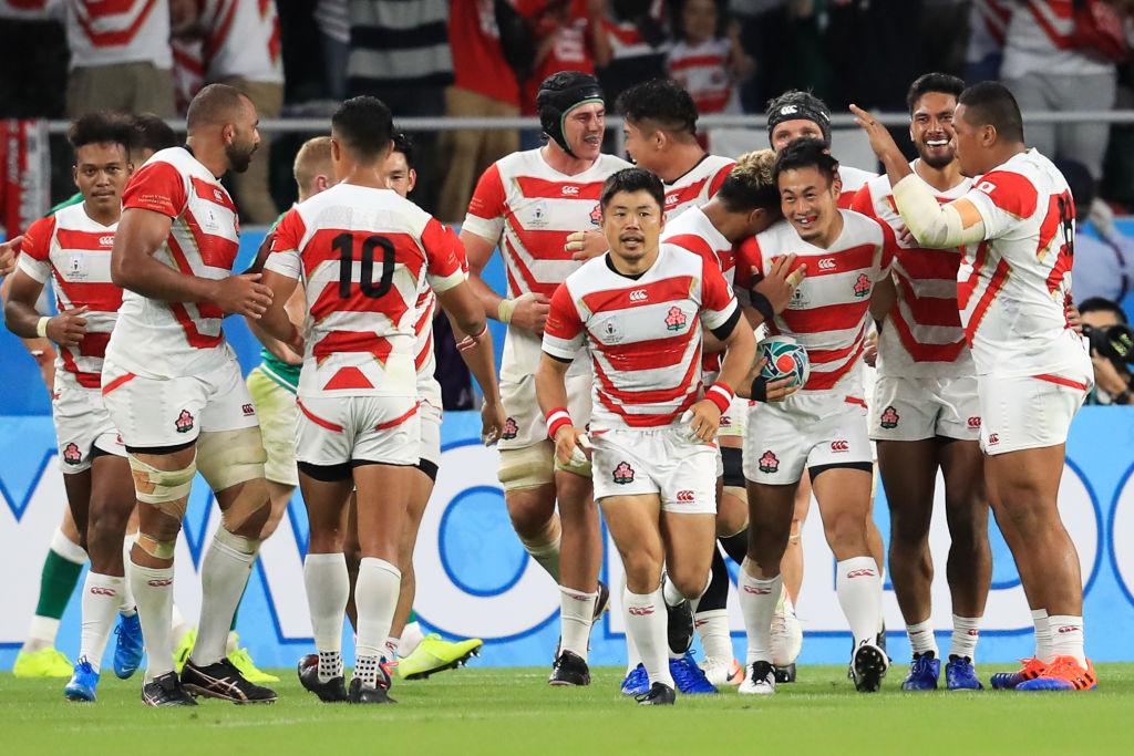オールブラックスもラグビー日本代表を称賛 「この勝利が日本のラグビーを後押しするかもしれない」 画像
