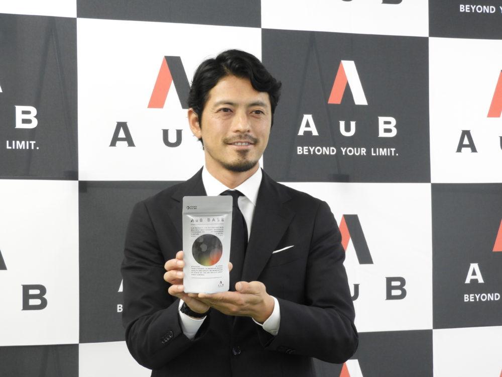 鈴木啓太が代表を務めるAuB、腸内環境を整えるサプリを発表 研究開発の経緯、コミュニティの設立も 画像