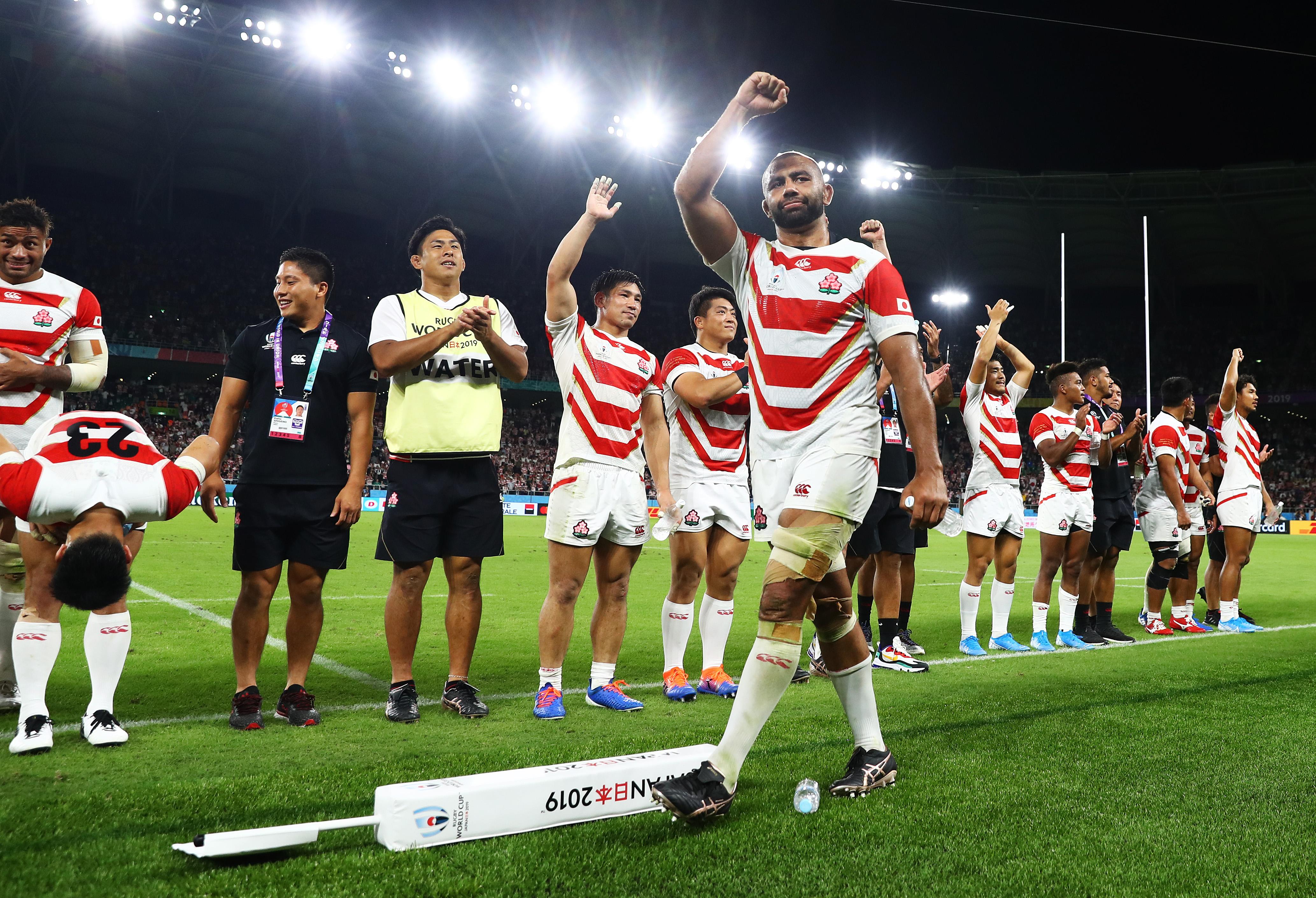 オールブラックスのレジェンドが日本開催のラグビーW杯を評価 注目選手にはリーコ・イオアネを指名 画像