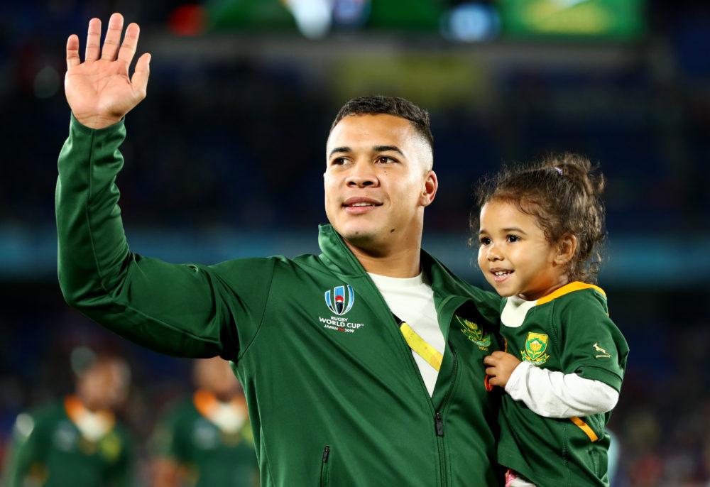 南アフリカ代表 チェスリン・コルビ「最高の誕生日になった」 決勝戦では『魔法の足』に期待 画像