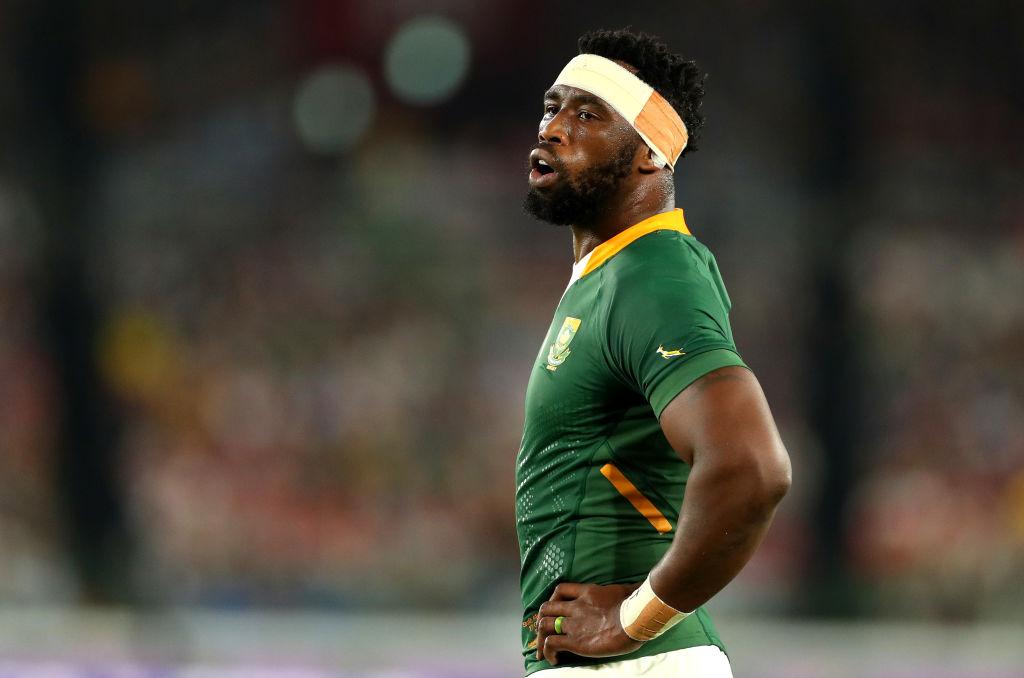 南アフリカ初の黒人主将シヤ・コリシ 再びW杯優勝で国を1つに 画像