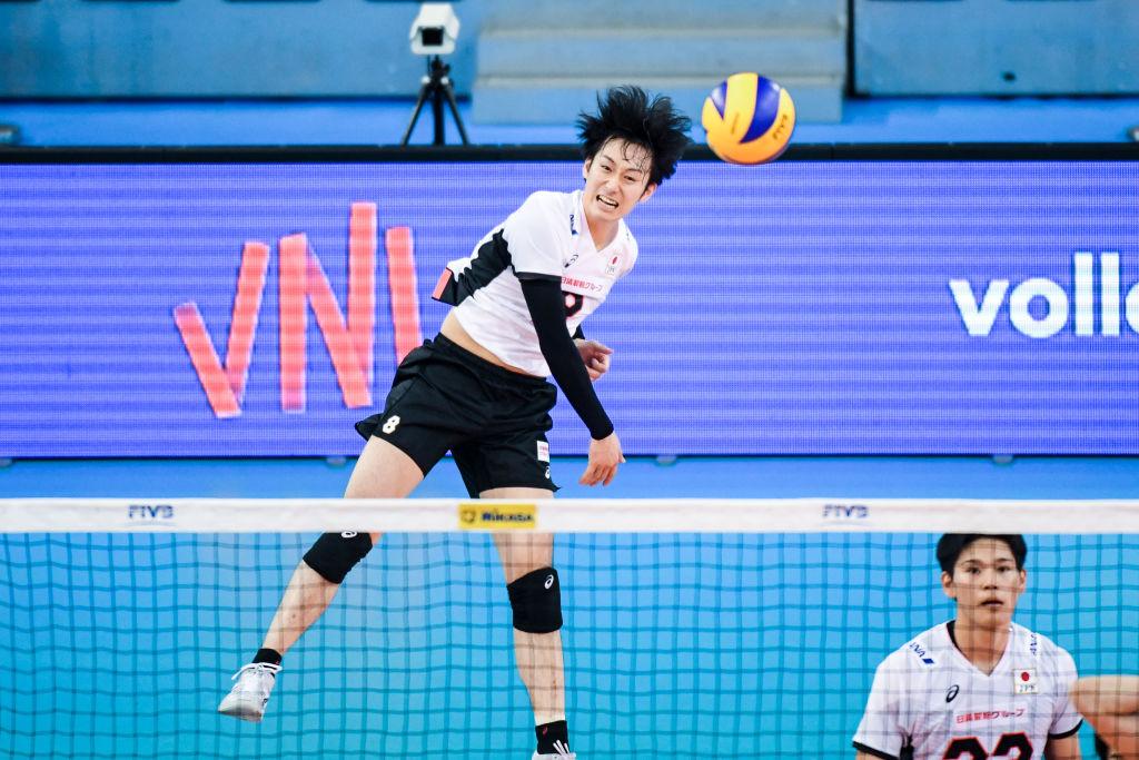 柳田将洋、ドイツへのシーズンを前に意気込み 「レベルアップして帰ってこないといけない」 画像