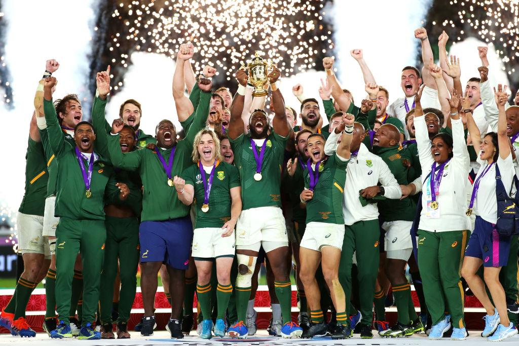 南アフリカの3度目の優勝に国民も大歓喜 「W杯優勝で国をひとつに」と戦ってきた代表チーム 画像