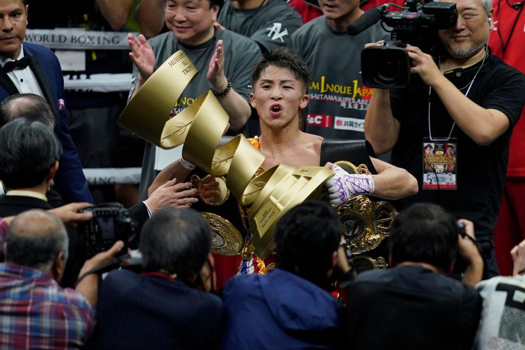 井上尚弥に第2子が誕生「来年はチャンピオンとしても、1人の父親としても」 画像