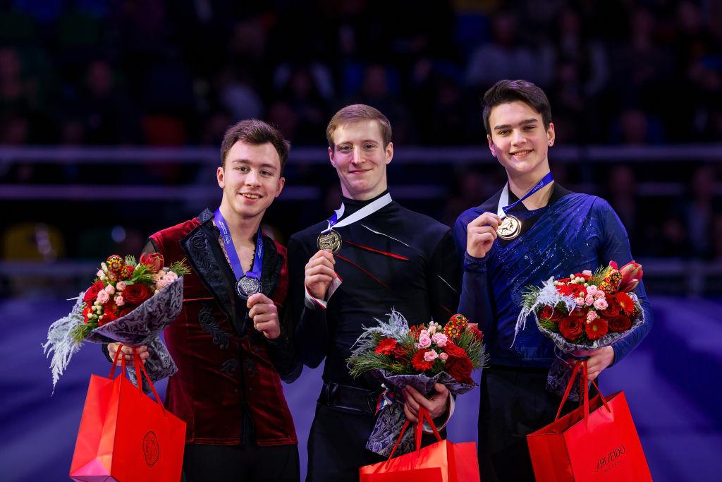 マカール・イグナトフ、ロシア杯3位を報告「全てのファンに心から感謝」 NHK杯にも出場予定 画像