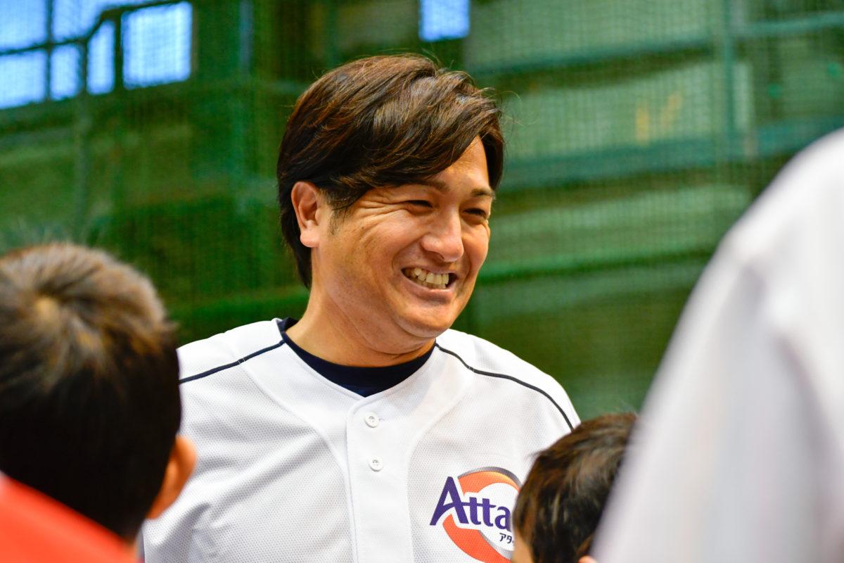 「褒め伸び」の極意がここに! 前・巨人監督の高橋由伸による子供向け野球教室が最高だった 画像
