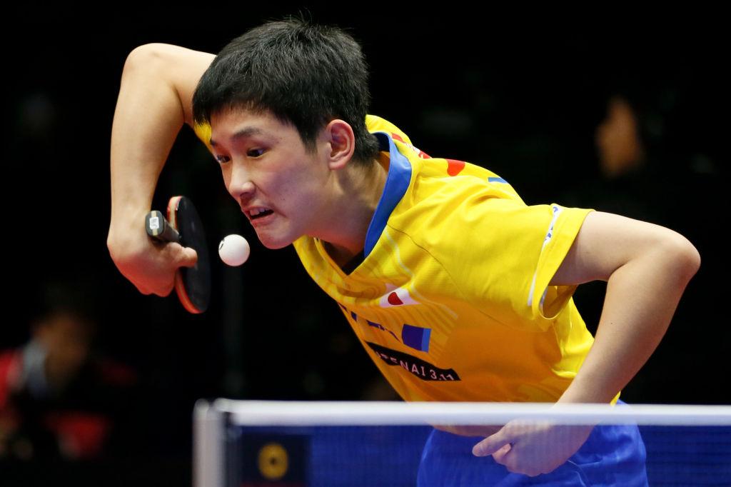 張本智和「決勝を戦えた経験を今後の自分に必ず活かしていきたい」 ワールドカップシングルス2位を報告 画像