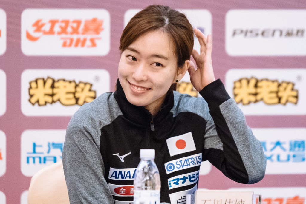 石川佳純ってどんな選手? 国内外に多くのファンを抱える日本卓球界のエース 画像