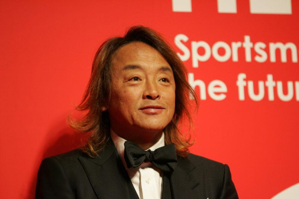 北澤豪「ごちゃまぜな社会にしたい」 『HEROs of the year』は日本障がい者サッカー連盟 画像